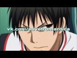 Kuroko no Basuke TV-2 11 (36)/Баскетбол Куроко ТВ-2 11 серия [Русские субтитры]